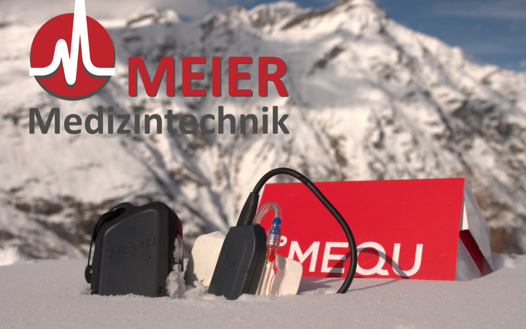 We Are Excited to Announce our New Partnership with Meier-Medizintechnik!  🇩🇪 (Deutsch unten)