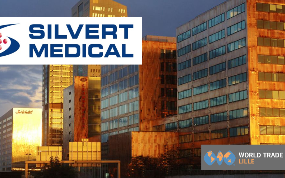 It is Always a Pleasure to Work with SILVERT MEDICAL 🇫🇷🇧🇪