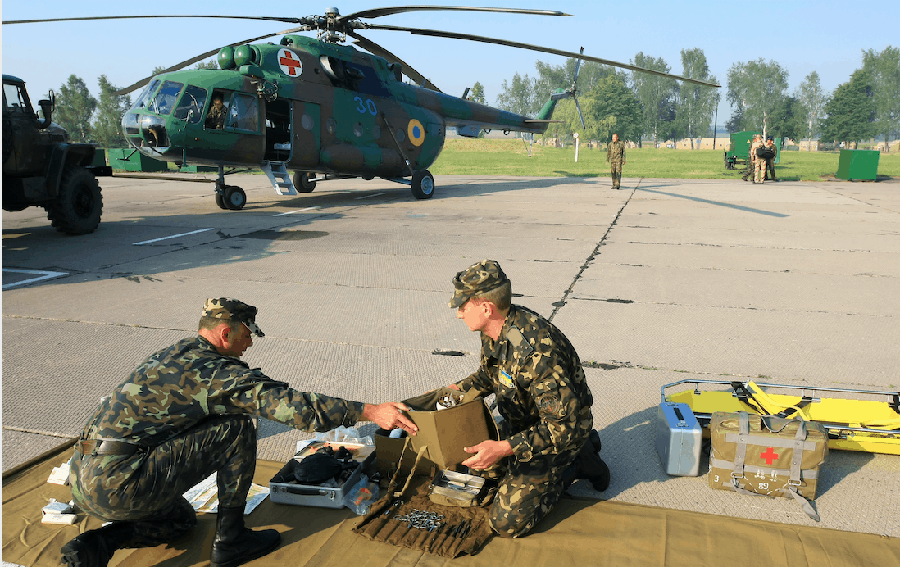 The Effect of the Prehospital Blood Use on the Survival Rate of Wounded Patients